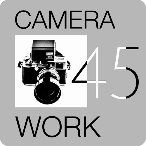 logo of CameraWork45 studio