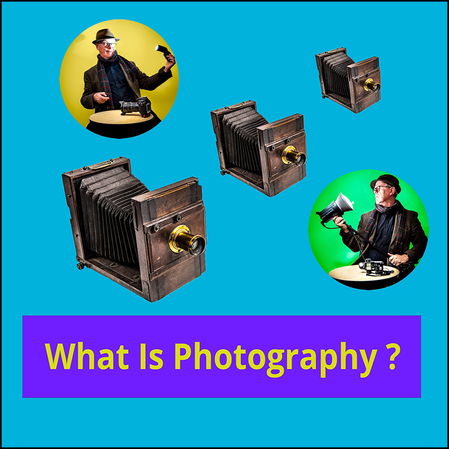 What is Photography A Brief Video